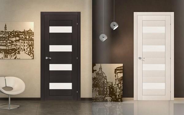 Які міжкімнатні двері краще ставити у квартиру