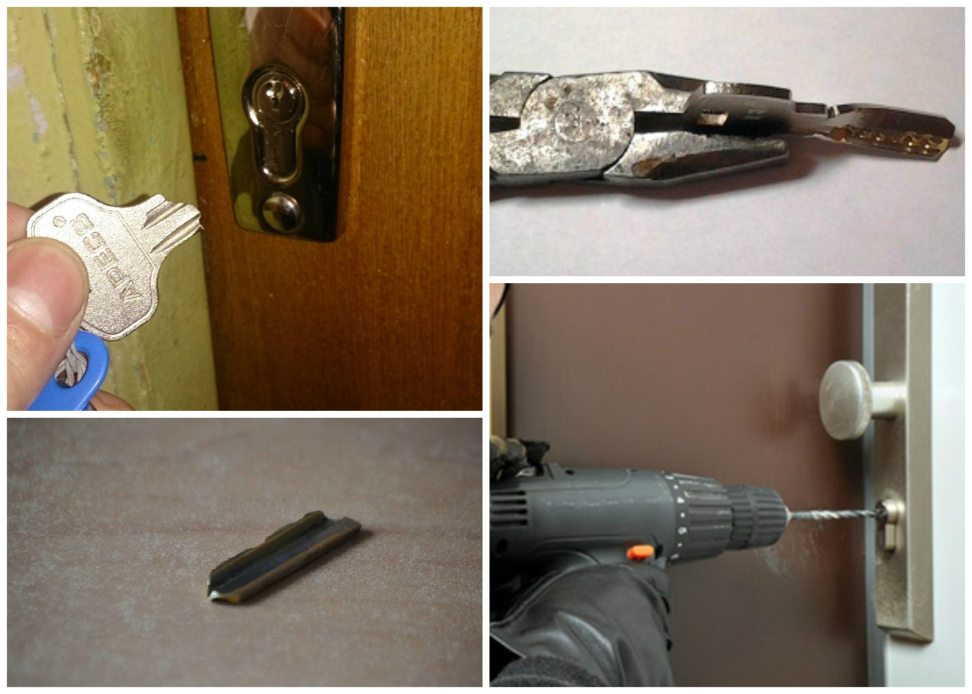 Як відкрити захлопнувшуюся двері: поради професіоналів