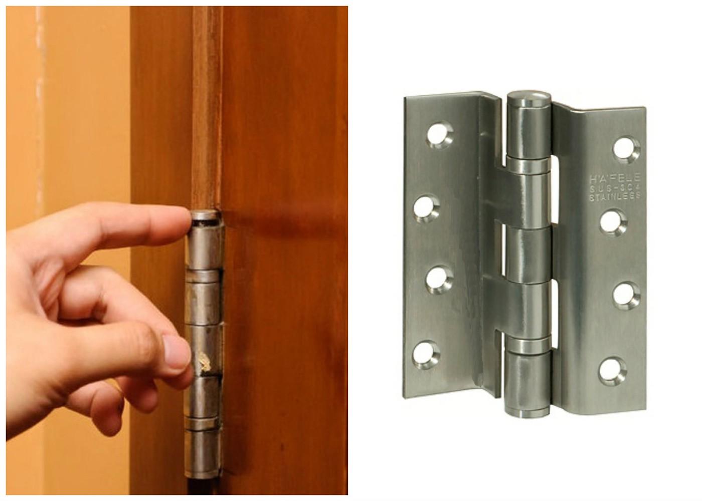 Двері з притвором: особливості дверей з чвертю