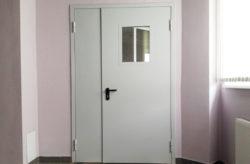 Як і де встановлюються протипожежні двері