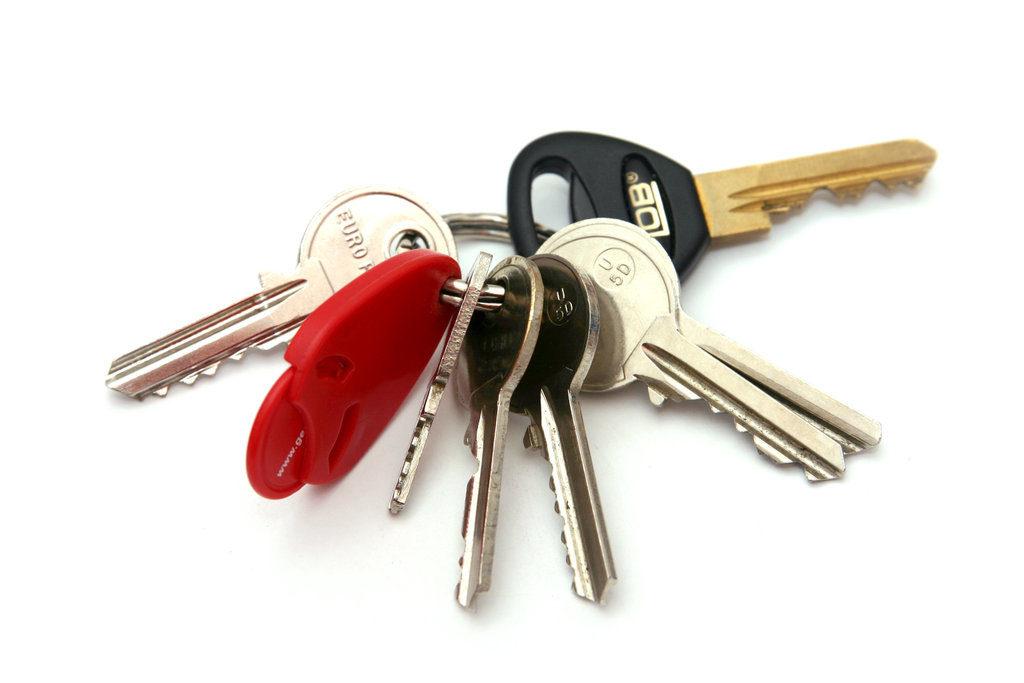 Як вчинити у разі втрати ключів