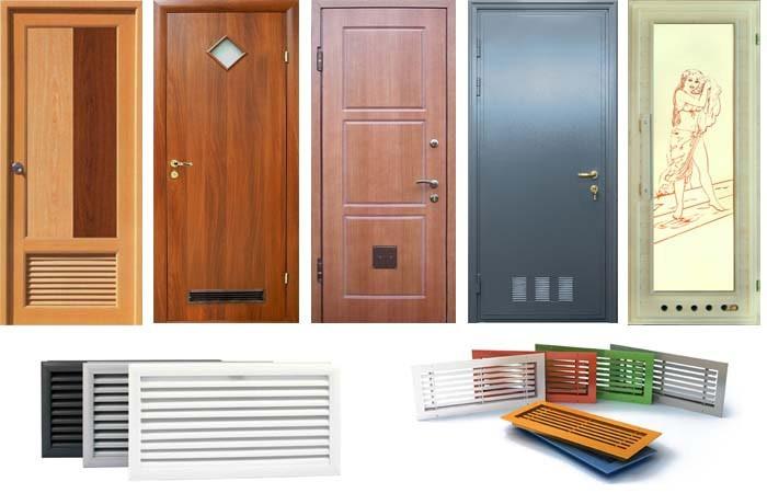 Як вибрати двері для ванної та туалету з огляду на особливості цих приміщень